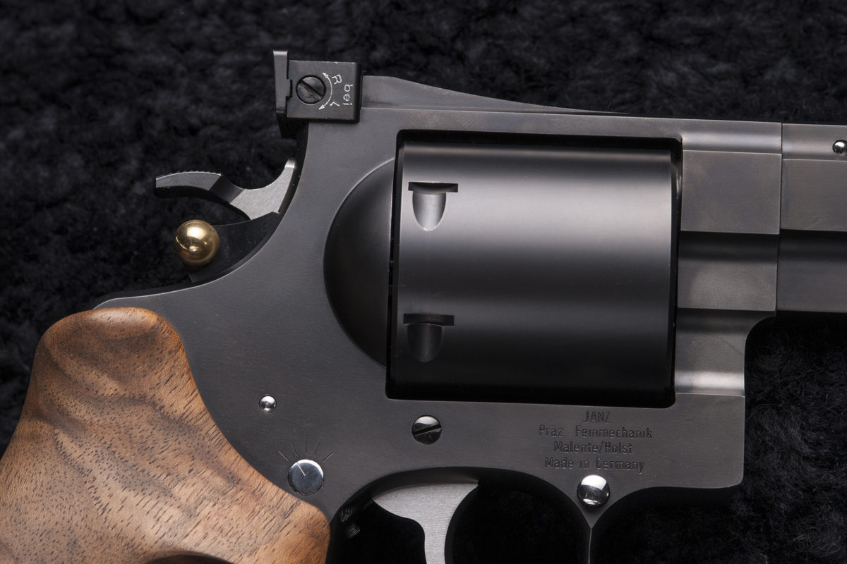 The Janz Revolver: The Best Gun You've Never Heard Of