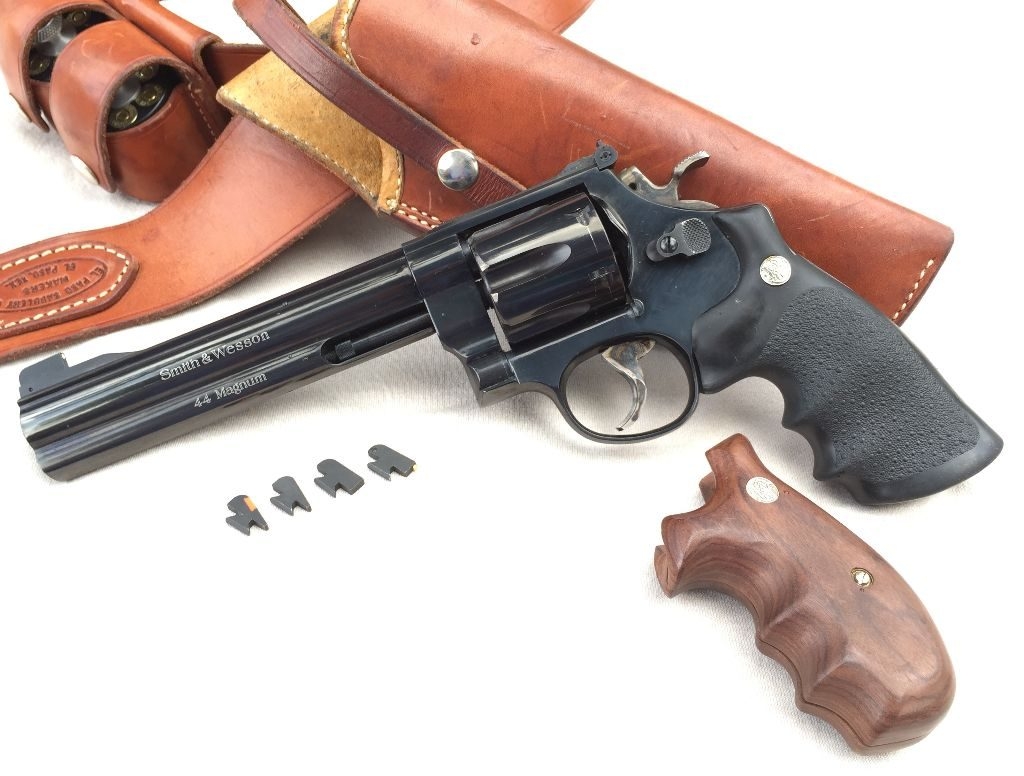Model 29 Classic DX