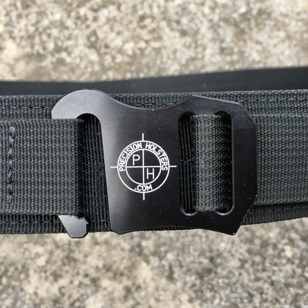Precision Holsters Tactical Conceal Carry Nylon Belt