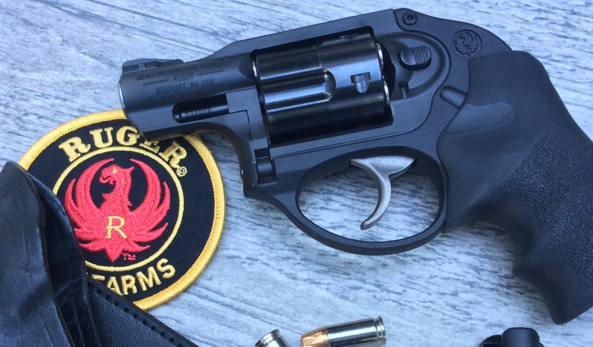Ruger 9mm LCR Field Report