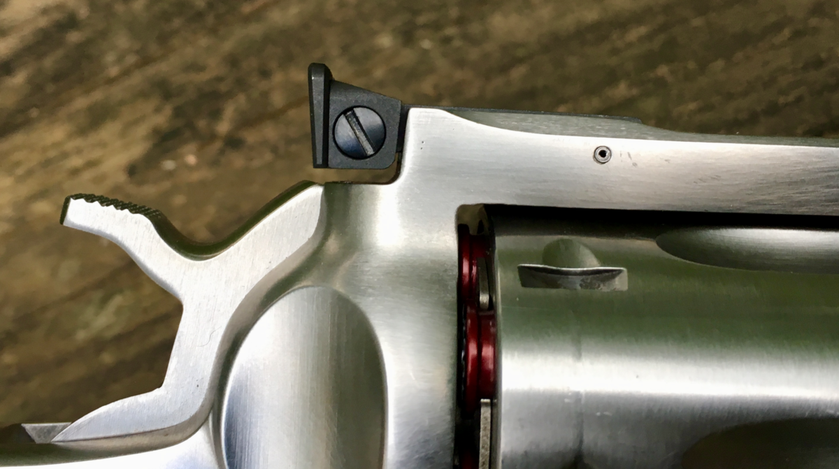 Bowen Rough Country Revolver Sights