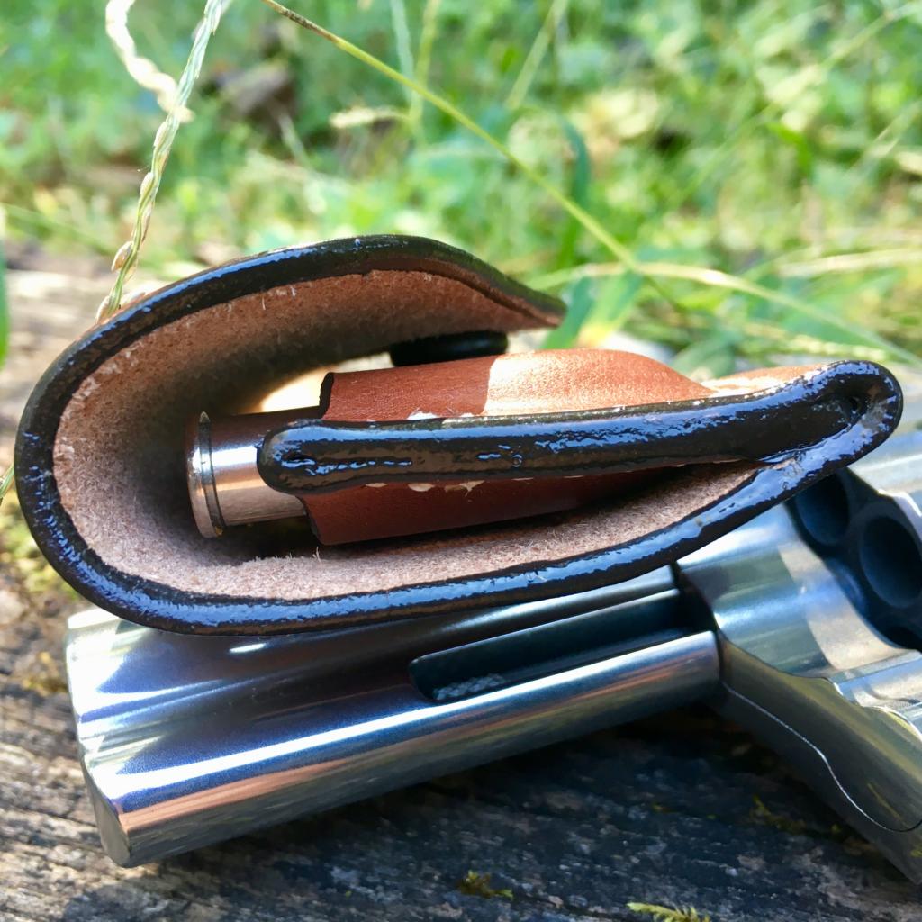 Desantis 38//357 Cal 2x2x2 Cartridge Pouch