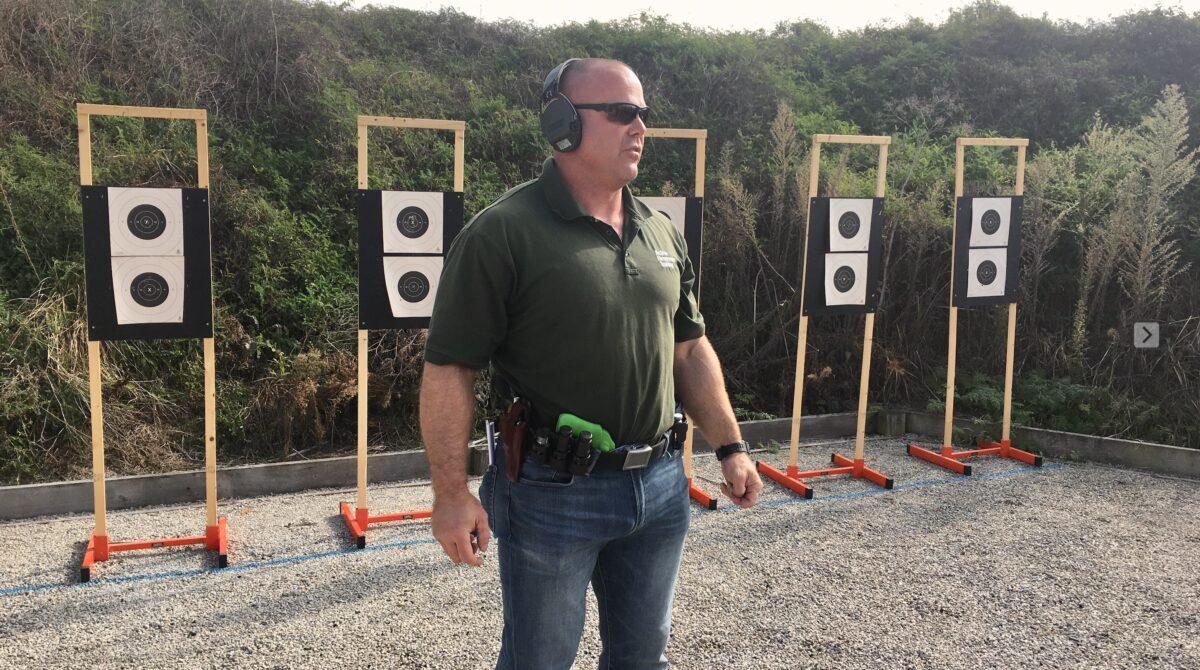 AAR: Greg Ellifritz's Snubnose Revolvers