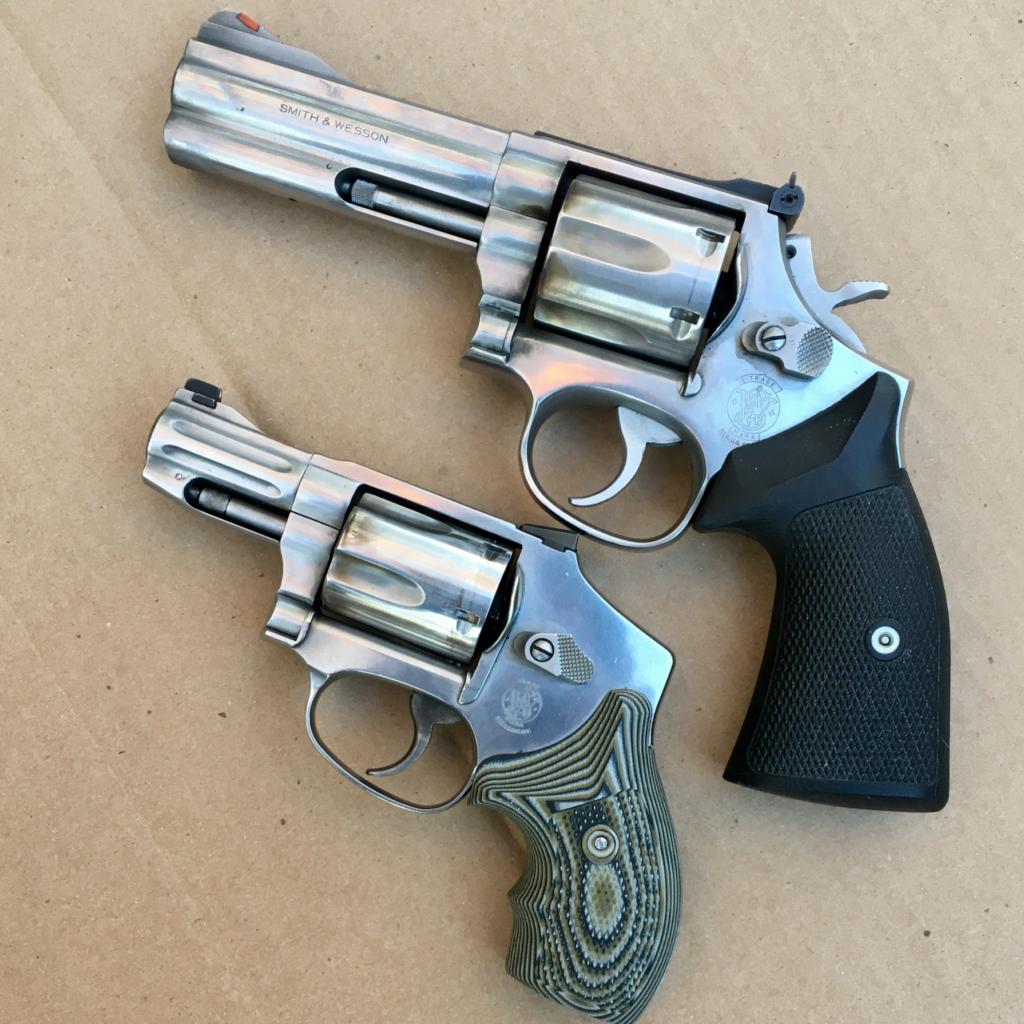 Best revolver speedloader test guns