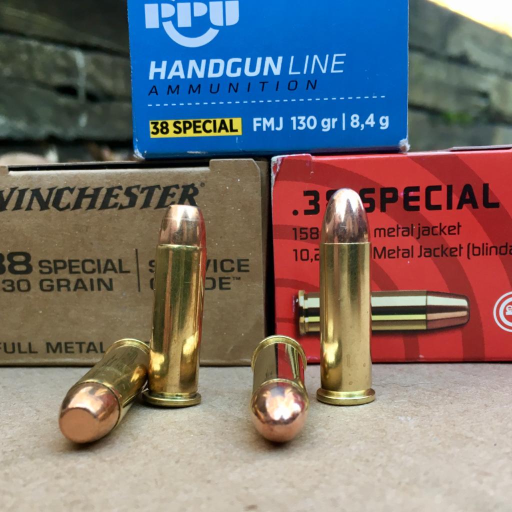 Best revolver speedloader test ammunition