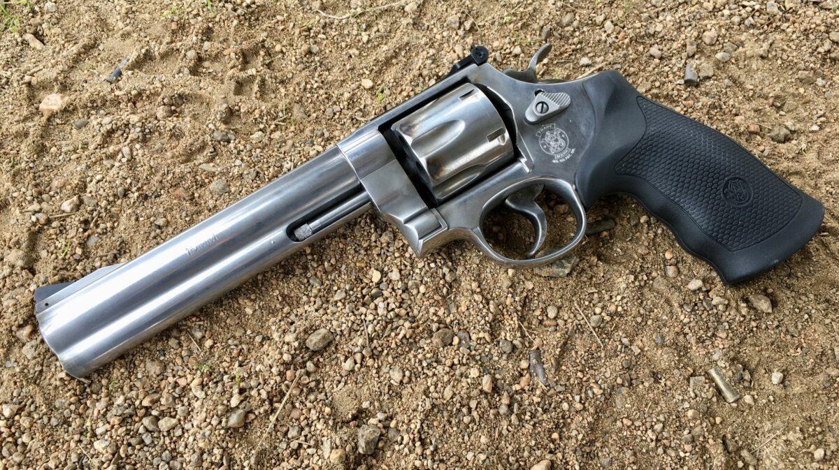 Field Report: S&W Model 610-3