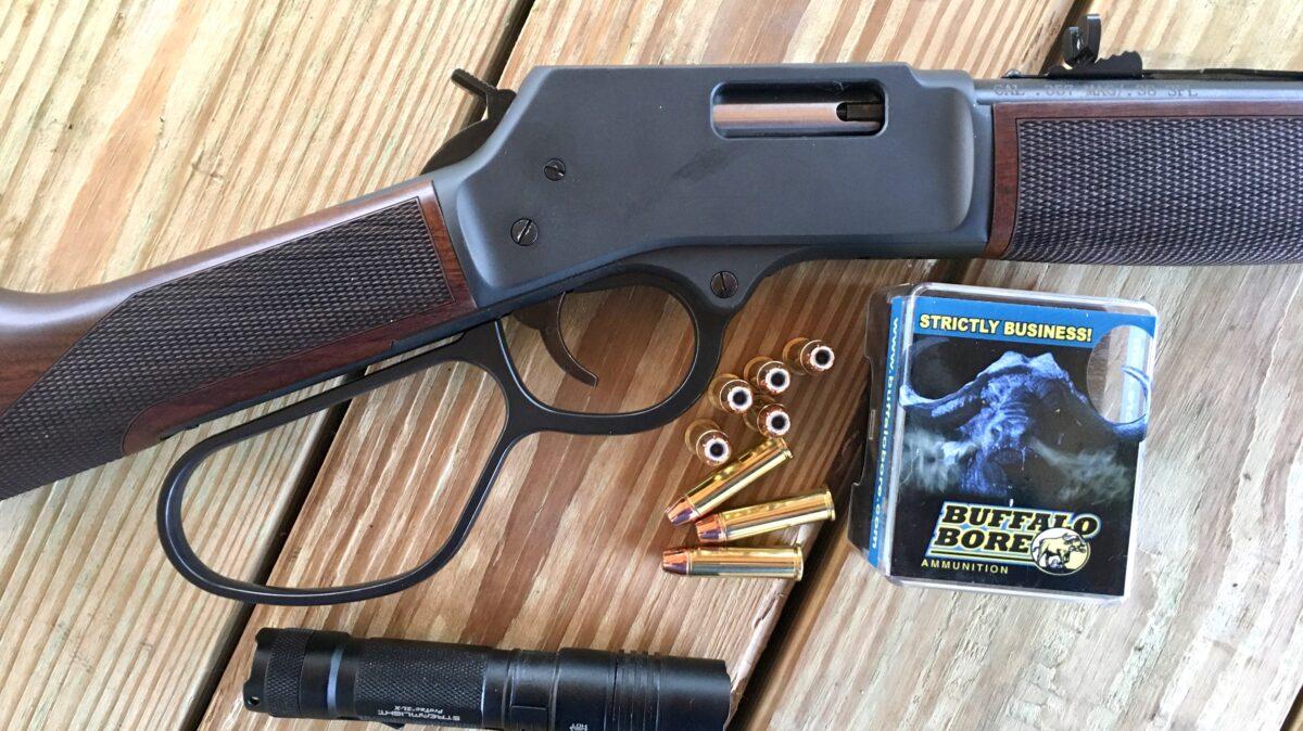 Henry Carbine Part II: Defensive Use