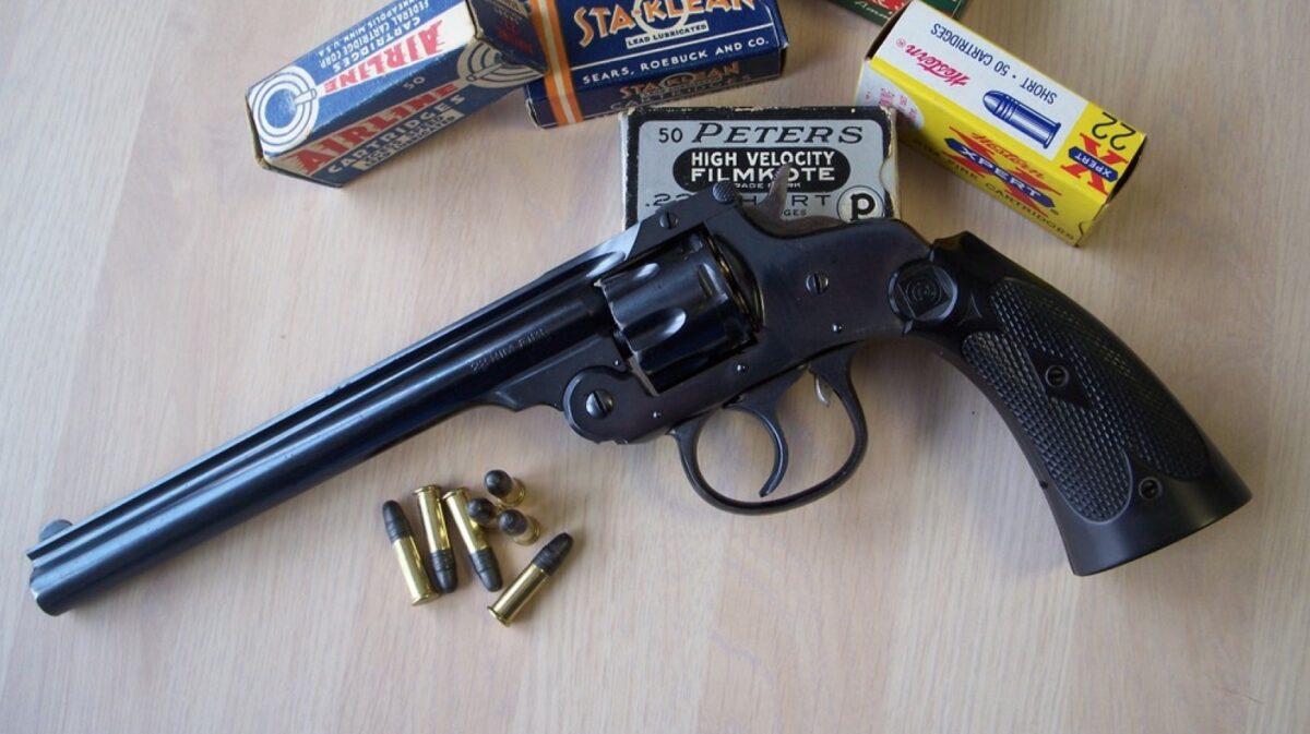 Weird Revolvers & Revolver Cartridges
