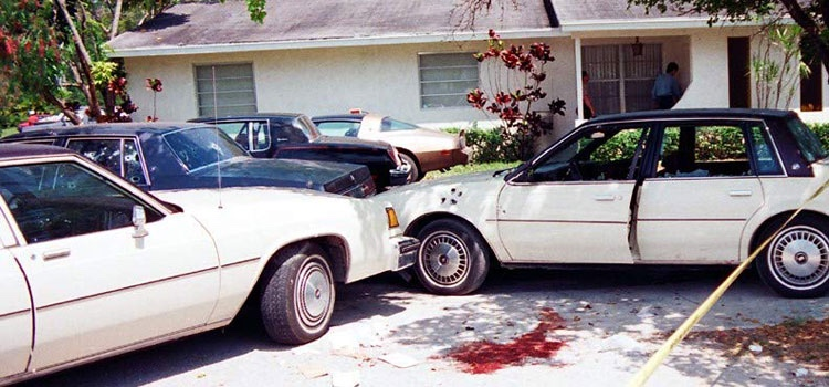 The 1986 FBI Miami Gunfight