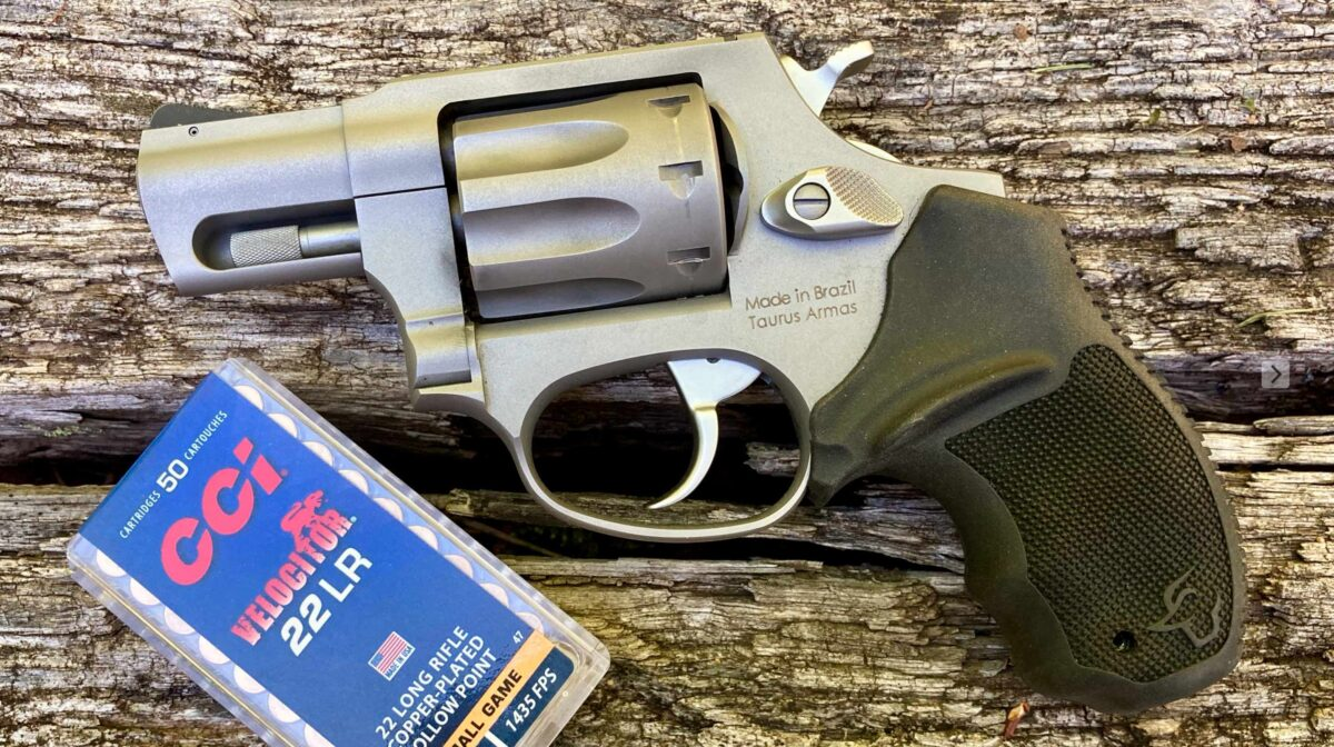 Review: Taurus 942 .22 LR Revolver
