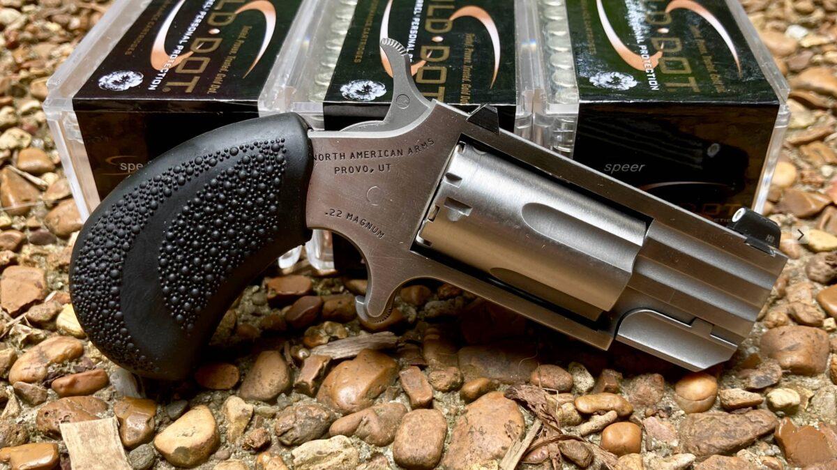 The NAA Pug Mini Revolver