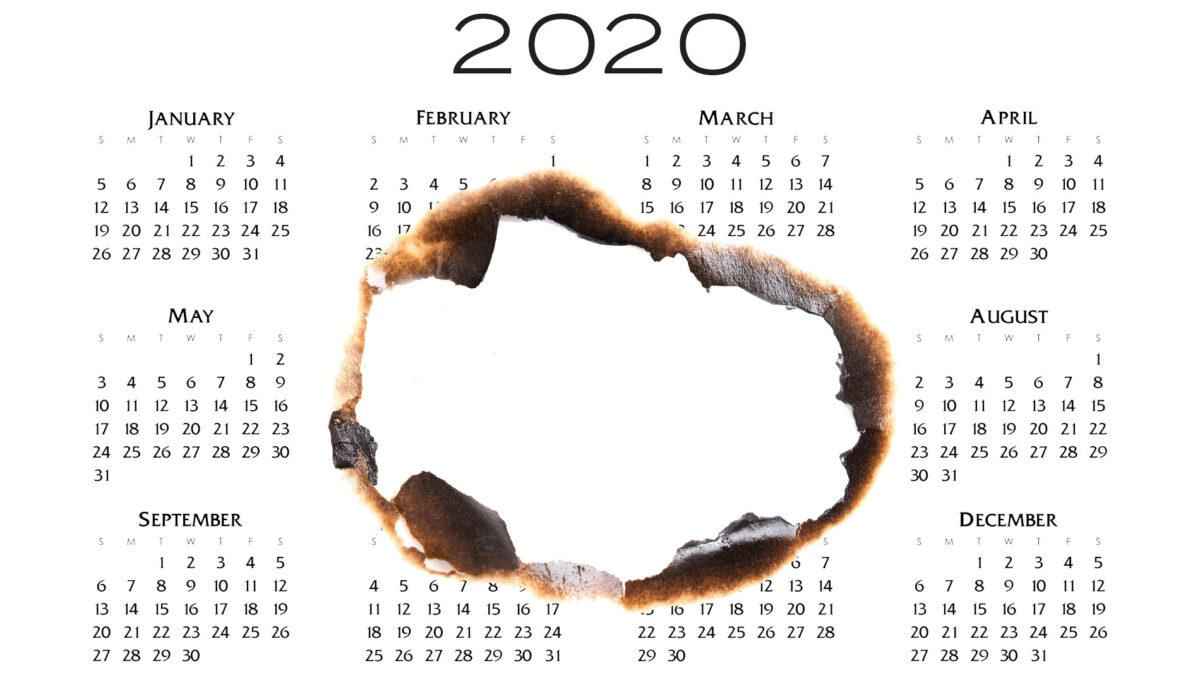 2020 Wanderings