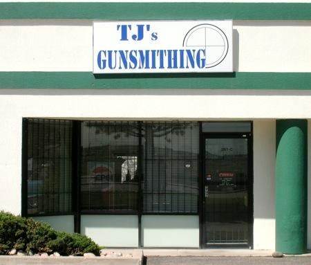 Help Gunsmith Tim Gerhardt