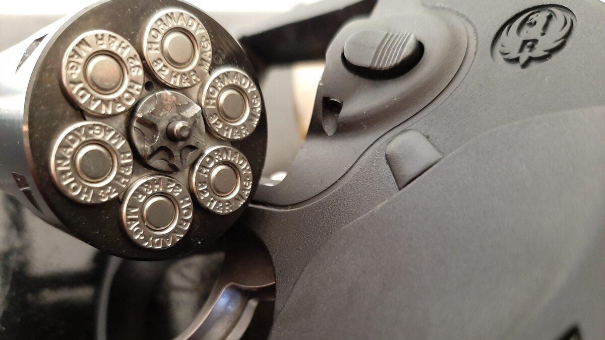 The .327 Federal Magnum Ruger LCR