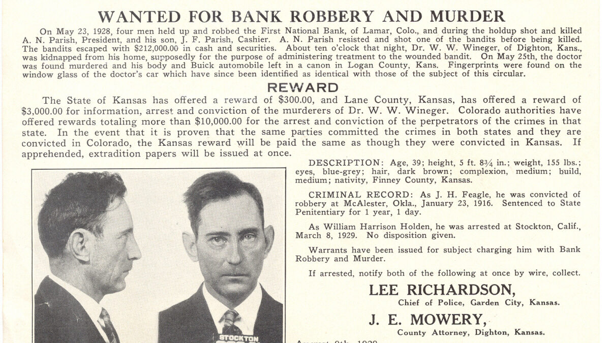 The Day the Bank in Yellville, Arkansas was NOT Robbed . . .