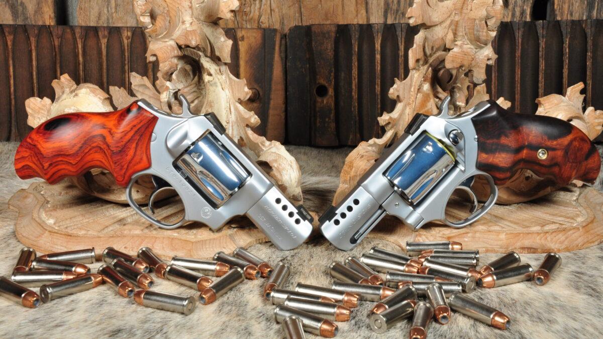 Revolver Gunsmith Roundup, Part I