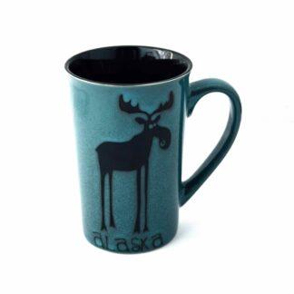 Crazy Moose Mug