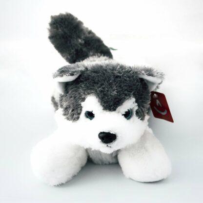 husky stuffed animal