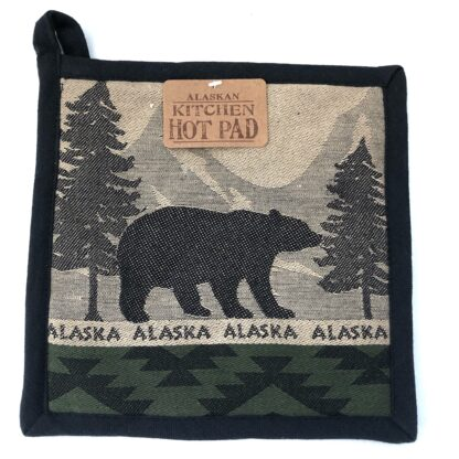 Bear hot pad