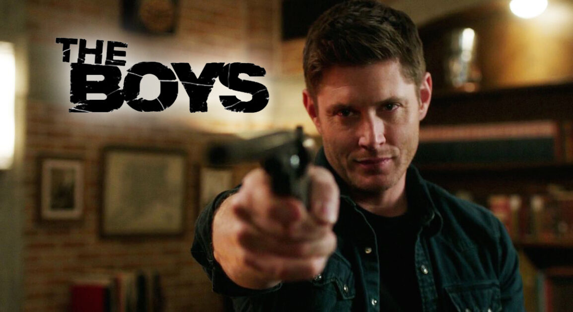 Supernatural Star Jenson Ackles Joins The Cast Of Amazon S The Boys Season 3 As Soldier Boy Knight Edge Media