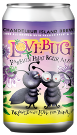 LoveBug Passion Fruit Sour Ale