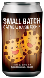 Oatmeal Raisin Cookie Beer
