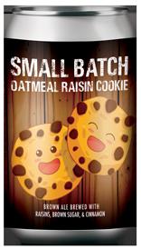 Oatmeal Raisin Cookie Beer