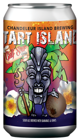 Tart Island Gulf Sour