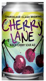Cherry Lane Black Cherry Sour Ale
