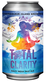 Total Clarity Hazy India Pale Ale