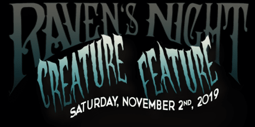 Ravens Night Logo