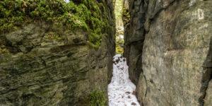 Keyhole Side Trail