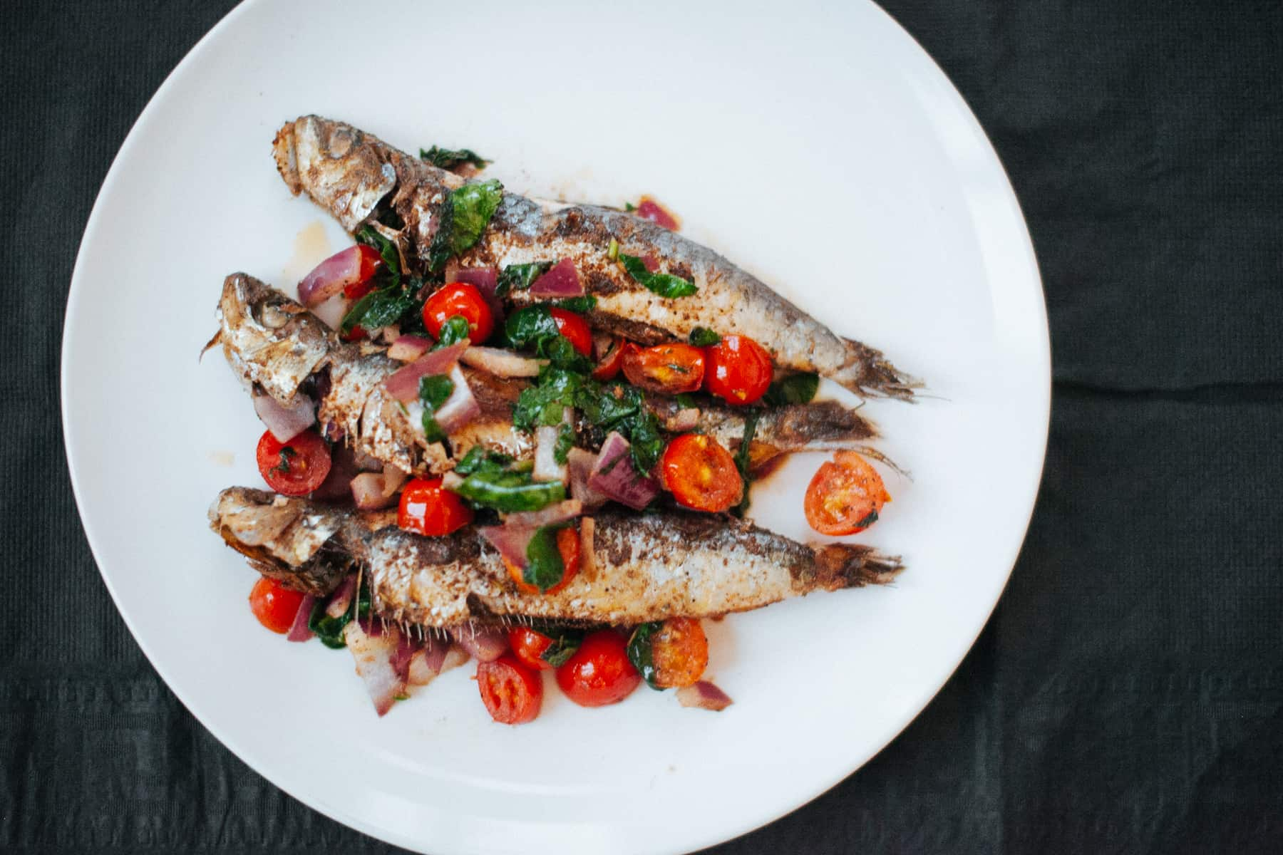 Jerk Seasoned Sardines