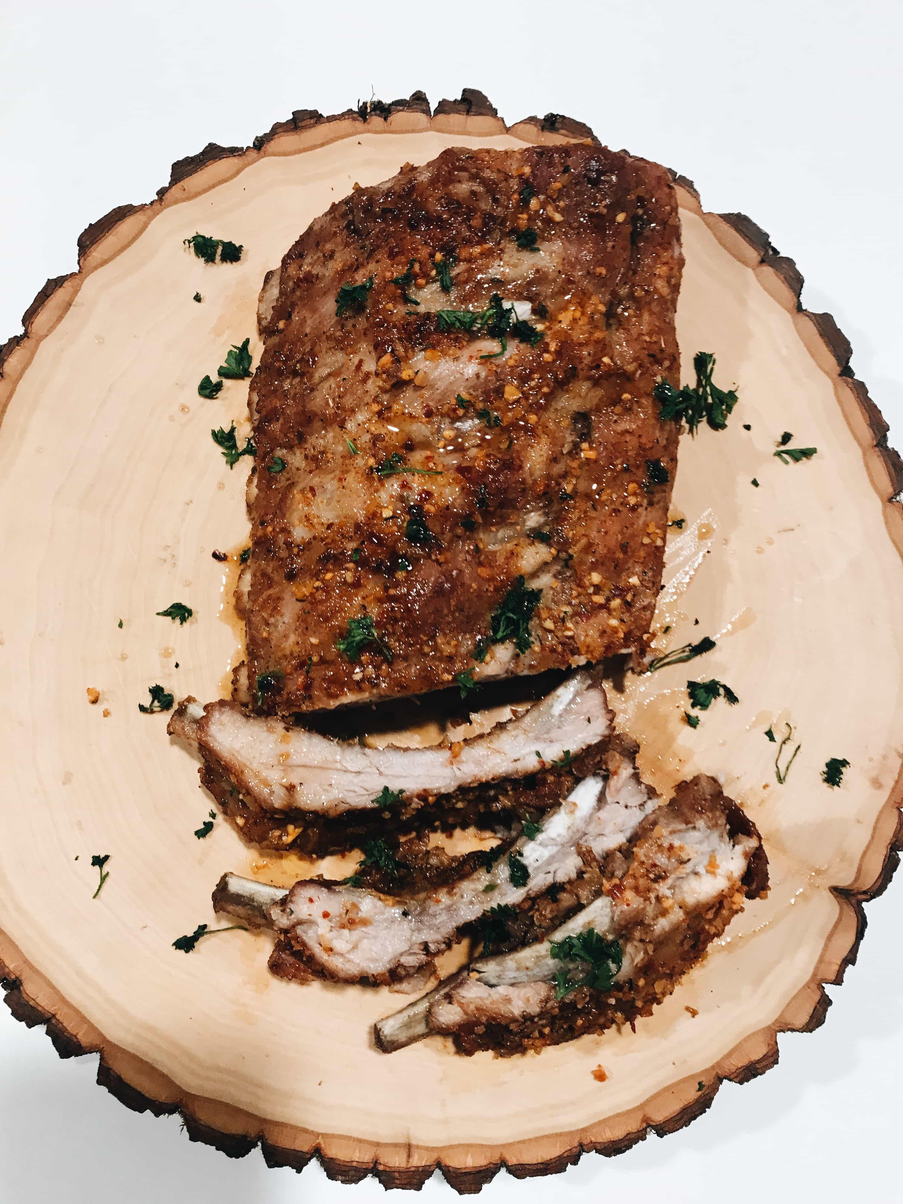 Chipotle BBQ Ribs
