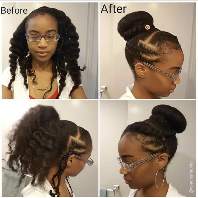 Super Cute Protective Styles For Winter
