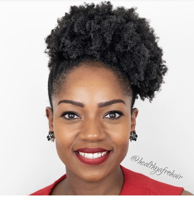 6 Awesome Hairstyle for Natural 4C hair