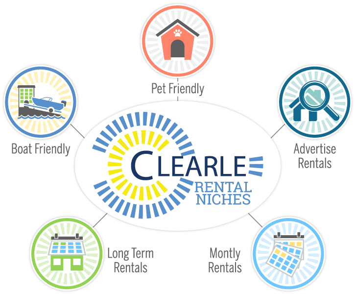clearle-vacation-rental-niches-graphic