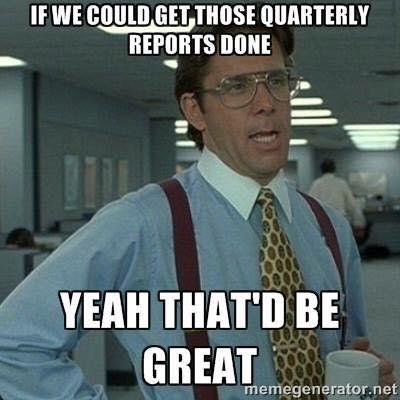Payroll Quarterly Report – 2nd Quarter Ends 06/30/20