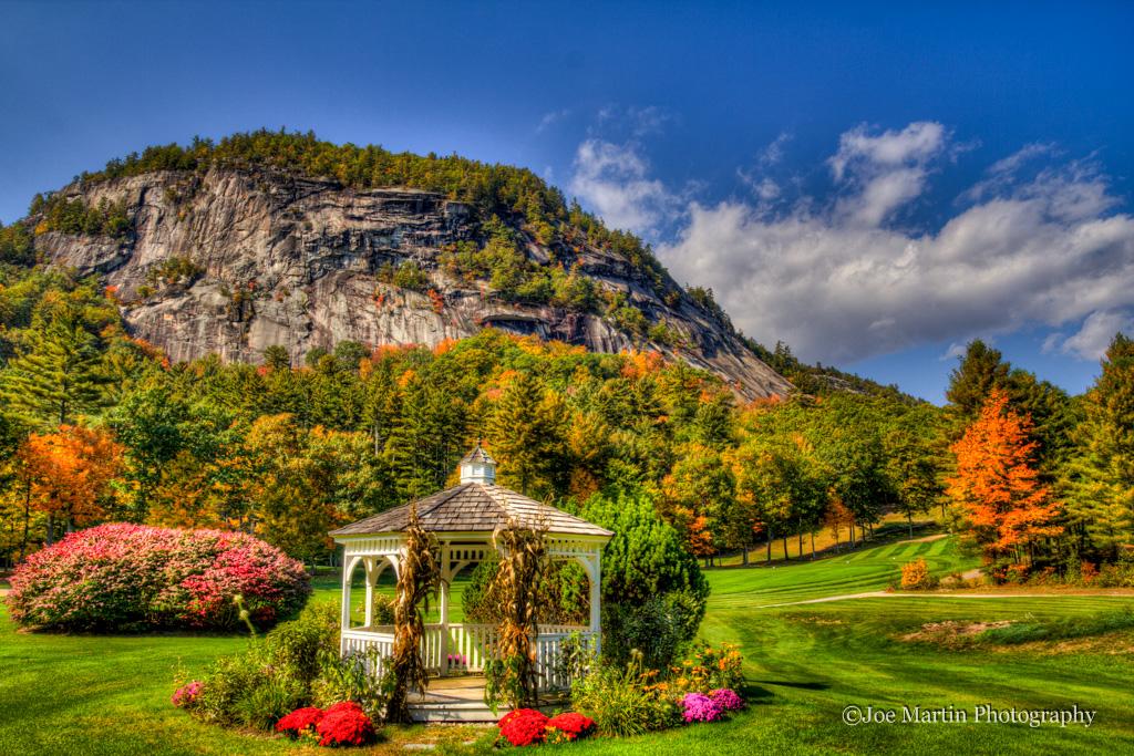 Foliage in New Hampshire