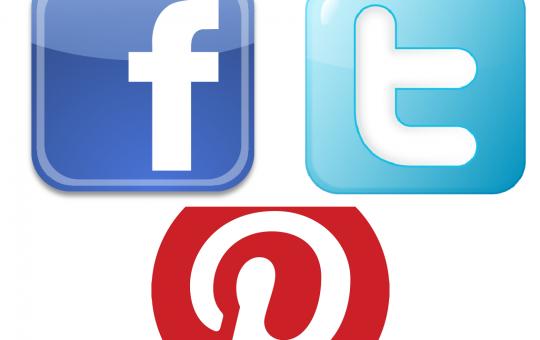Image of some popular social media logos