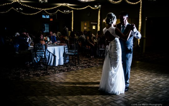 Images of a Father, daughter dance at The Eagle Mountain House Wedding venue Jackson NH