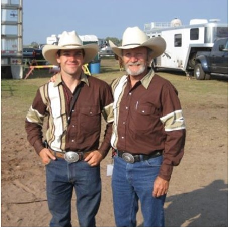 Zeb & Lee at the Great Northern Classic Rodeo