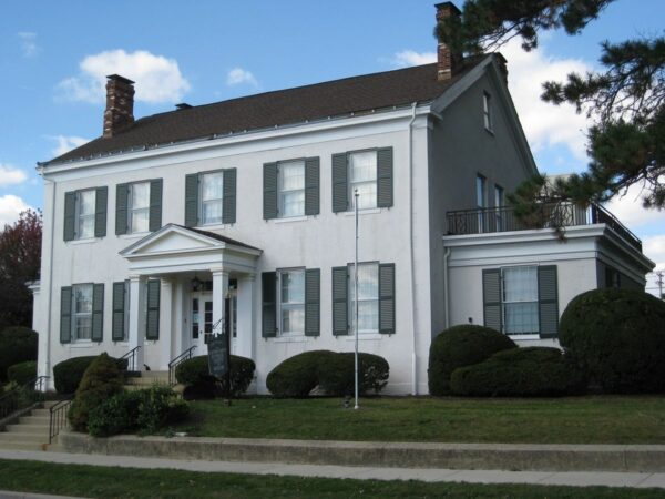 Clinton County History Center building