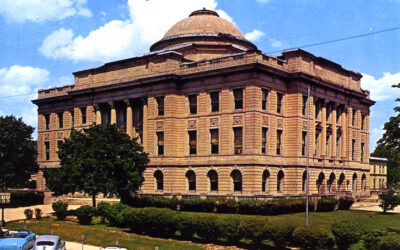 Preservation Month: Clinton County Courthouse – 1919