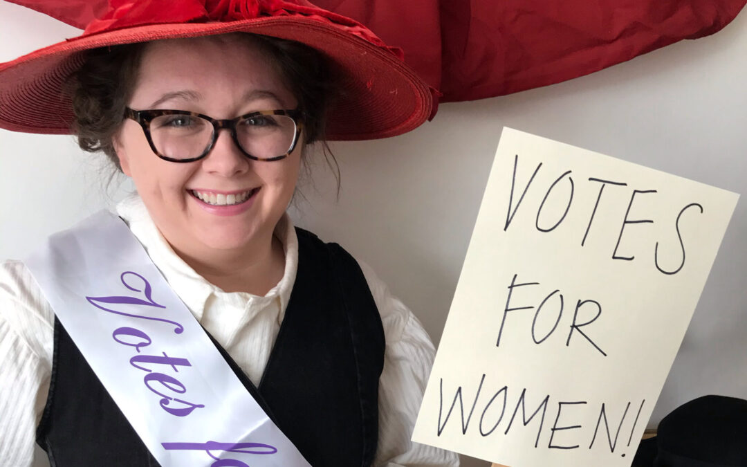 History at Home: Suffrage and Influential Clinton County Women