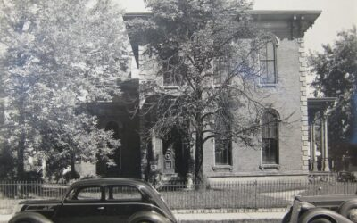 Throwback Thursday: History of the Moore House