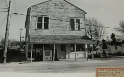 Throwback Thursday: Lees Creek Grocery/IOOF Follow Up