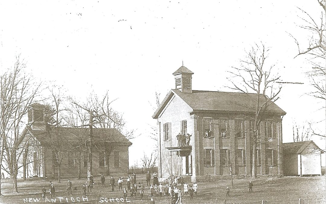 Throwback Thursday: New Antioch School