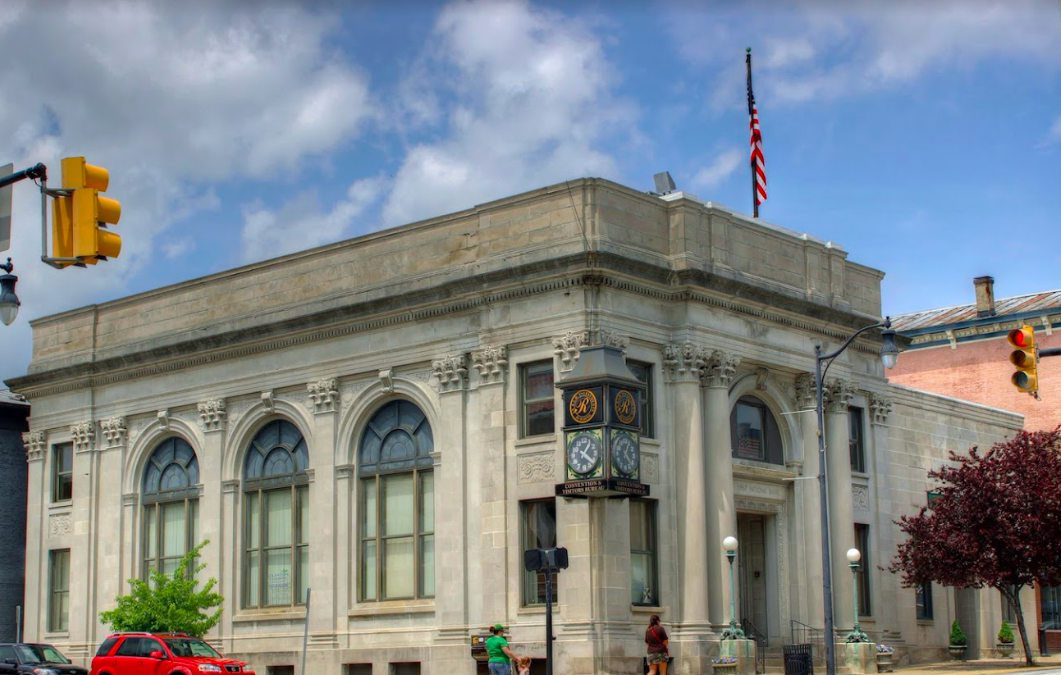 Preservation Month: First National Bank Building