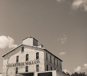 Local History: Sugartree Mill Co.